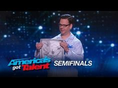Derek Hughes: Comedic Magician Performs in His Pajamas - America's Got T. Magic Tricks Revealed, America's Got Talent, The Magicians, Pajamas, Music, Funny, Youtube, Movie Posters, Fictional Characters