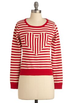 i'm DIYing this! http://www.modcloth.com/shop/pullovers-sweaters/subtle-flirtation-sweater