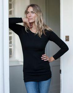 Superfine Cashmere Sweater