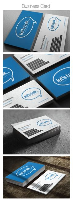 Advertising Agency (Business Card)