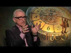 Martin Scorsese, Sir Ben Kingsley and Asa Butterfield interviews for HUGO