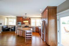 Rustic Kitchen - Jeff Filer - Requarth Co.