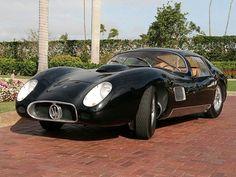 1957 - Maserati  450S  Zagato