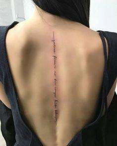 Quero ficar no teu corpo feito tatuagem