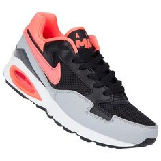 Fucsia Gris Zapatillas Nike Anodyne Ds 3 Mujer Modelo
