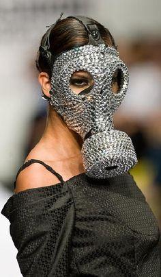 Cave Views: Bizarre fashion in Mexico City