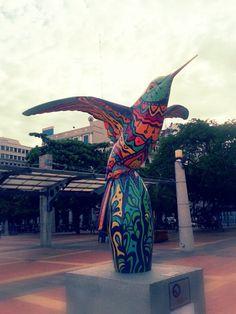 Exposición Quito, Jardín de Quindes. Guayaquil - Ecuador. (mi favorito)