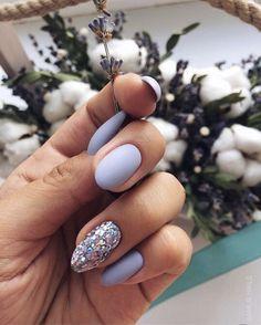 Semi-permanent varnish, false nails, patches: which manicure to choose? - My Nails Dream Nails, Love Nails, My Nails, Cute Acrylic Nails, Matte Nails, Gorgeous Nails, Pretty Nails, Nail Art Diy, Winter Nails