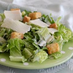 The Last Caesar Salad Recipe Youll Ever Need - Allrecipes.com