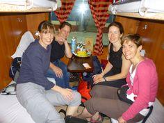 Take the overnight train from Hanoi to Lao Chai, Hanoi to Laos Mountain Bike Epic, Vietnam, with KE Adventure Travel, https://www.keadventure.com/holidays/vietnam-laos-cycling-sapa