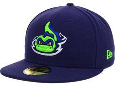 Vermont Lake Monsters New Era MiLB AC 59FIFTY Cap Hats New Era Cap 037c172f3a44