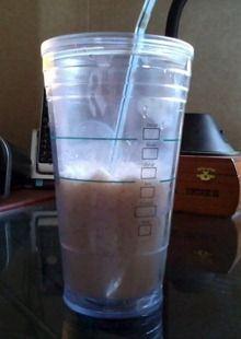 frozen coffee drinks