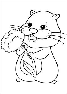 Zhu Pets Coloring Pages 5