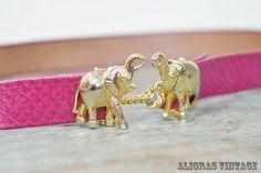 Mimi di N Nascemi Designer ELEPHANT Belt Buckle 1972 Signed Vintage ➳ Aligras Vintage on Etsy