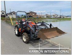 Kubota, Monster Trucks, Tractor