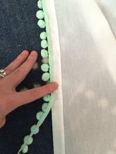 Diy curtains 449656344038427035 - In last week's DIY post I showed you how I created my West Elm Inspired Curtain Rods . This week we are finally going to dress them wi… Source by fayezeeee Pom Pom Curtains, No Sew Curtains, Home Curtains, Rod Pocket Curtains, Diy Tassel Curtains, Girls Bedroom Curtains, Nursery Curtains, Diy Bedroom, Curtains For Girls Bedroom