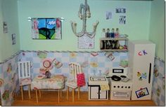 """Found on Cath Kidston's FB page in her """"Dream room in a box"""" photo album."""