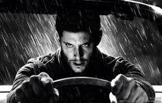 """Fanart - Jensen Ackles as Dean Winchester - Supernatural - 3x04 - """"Sin City"""""""