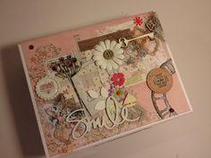 scrap box handmade
