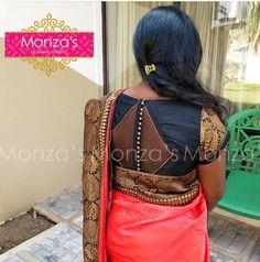 Saree Blouse Neck Designs, Choli Designs, Patch Work Blouse Designs, Stylish Blouse Design, Designer Blouse Patterns, Blouse Models, Sumo, Boat Neck, Sarees