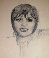 Liza Minelli by fluffyandblonde