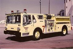 """Air Force Military Fire Trucks   Flickr: The US Air Force Fire Apparatus """"1970s"""" Pool"""