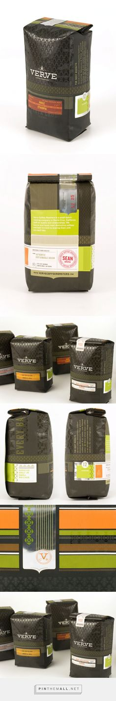 Verve Coffee Roasters by Chen Design Associates