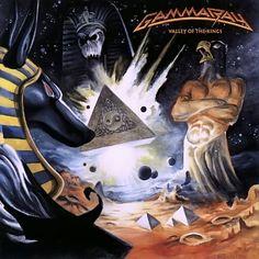 Gamma Ray band  | Gamma Ray – Valley Of The Kings (1997)