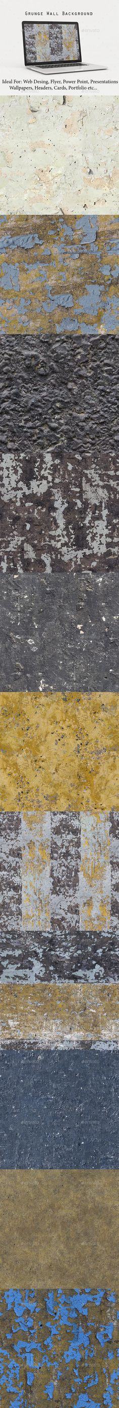Buy Grunge Wall Background by GraphicsBackground on GraphicRiver. Background Templates, Background Patterns, Background Images Wallpapers, Graphic Design Templates, Backdrops, Grunge, Digital Art, Cement, Abstract Art
