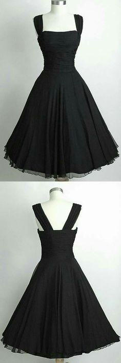 "That perfect ""little black dress"""