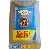 $26.81  - Jonny Cat KatKit Disposable Cat Tray with Free Litter -- Click image to review more details. (This is an affiliate link) #CatLitterBoxes