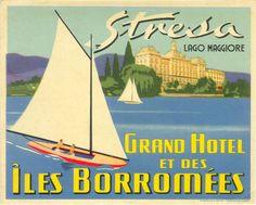 ITALY - Stresa - Grand Hotel et des Iles Borromees   Flickr - Photo Sharing!