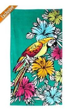 "Paradise Parrot Summer Garden Flag Tropical Island Sailboat Palm Trees 12.5/""x18/"""