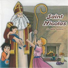 Saint Nicolas, la belle histoire, Eric de Jahan