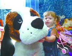Twyla's dream: Family in need of service dog to control girl's seizures - by Beth Ann Downey, The  Altoona Mirror