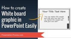 PowerPoint White Board : PowerPoint Diagram Tutorial