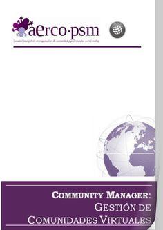Descárgate gratis el libro de @AERCO-PSM sobre Gestión de Comunidades Virtuales