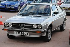 As my first Sprint—silver.  Sprint Veloce 1.5, mine fitted with Vredestein Sprint tyres.