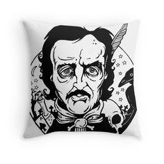 Edgar Allan Poe by Anita Inverarity