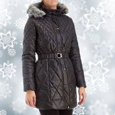 Cozy up in this Winter Puffer Coat. Available in Junior Size XL. Buy it now on adorablestuff.ca ❄️ . #adorablestuffcanada #preowned #preloved #secondhand #clothes #shoes #jewelry #accessories #women #girls #kidsclothing #girlstops #outerwear #womenouterwear #girlsouterwear #shopfromhome #onlinebusiness #shoponline #flatrateshipping #toronto #canada #gta #fall #winter #womenclothing