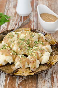 cauliflower with bean sauce