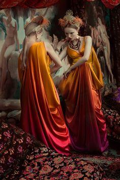 Golden gate by Andrey  & Lili , via Behance    #painterly #artistic #photo #photography #beautiful #outstanding #inspiring #vivid #fashion #fine #art #high #amazing