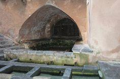 Le lavoir de Céfalù (Sicile) ancien bain romain  (2)