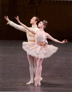 Kathryn Morgan & Tyler Angle in the Sleeping Beauty