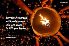 Surround yourself with only people who are going to life you higher. Floating Flower Centerpieces, Floating Candles Wedding, Floating Lanterns, Sky Lanterns, Candle Wedding Centerpieces, Wedding Lanterns, Floating Lights, Paper Lanterns, Ceremony Decorations