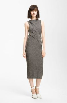 T by Alexander Wang Marled Jersey Dress available at #Nordstrom