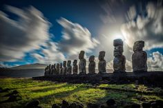 Discover some of the largest and most enigmatic constructions on Earth