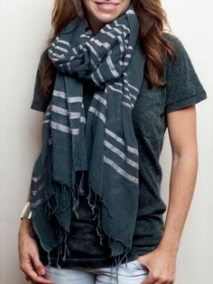 fashionABLE - abeba scarf  [supports local women in ethiopia]