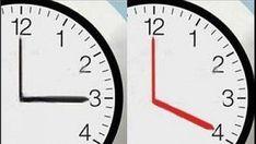 Ora de vara 2018 - uite cand se schimba ora si dam ceasurile inainte, ora 03:00 va deveni ora 04:00