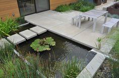 Modern garden ladnscape design  #Decoration  #Architecture #Modern  #Founterior
